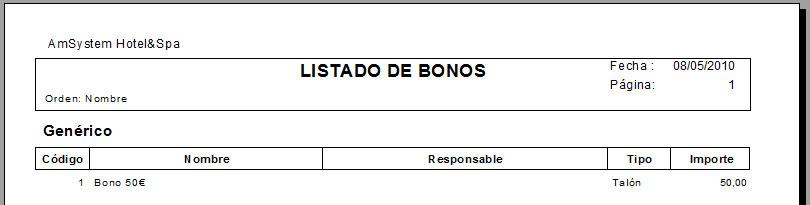 Vista previa informe bonos