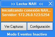 Modulo Eventos Lector NAH