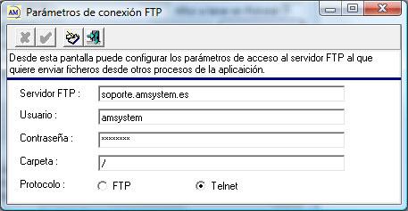 Envios FTP