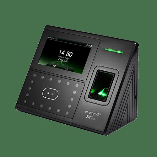 maquina control horario personal