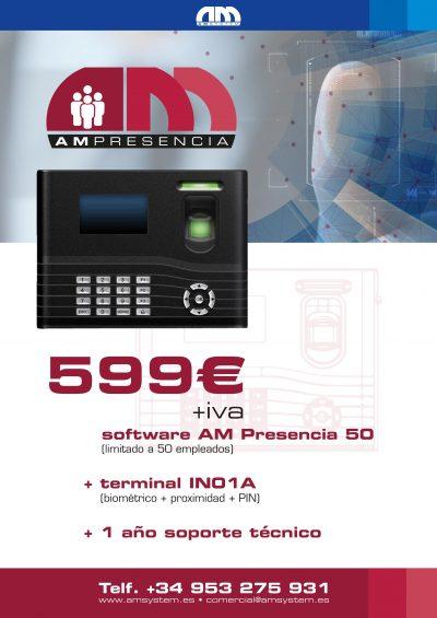 Software AM presencia
